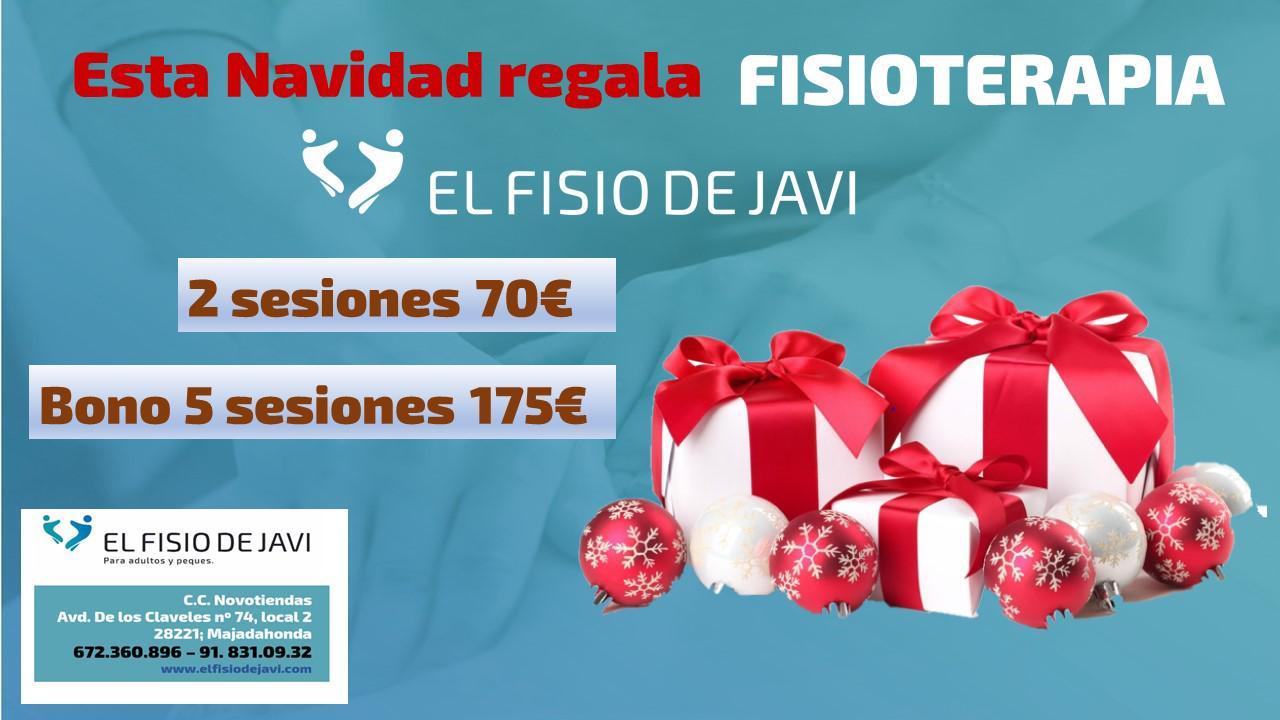 Fisio Javi Bonos Fisioterapia Navidad